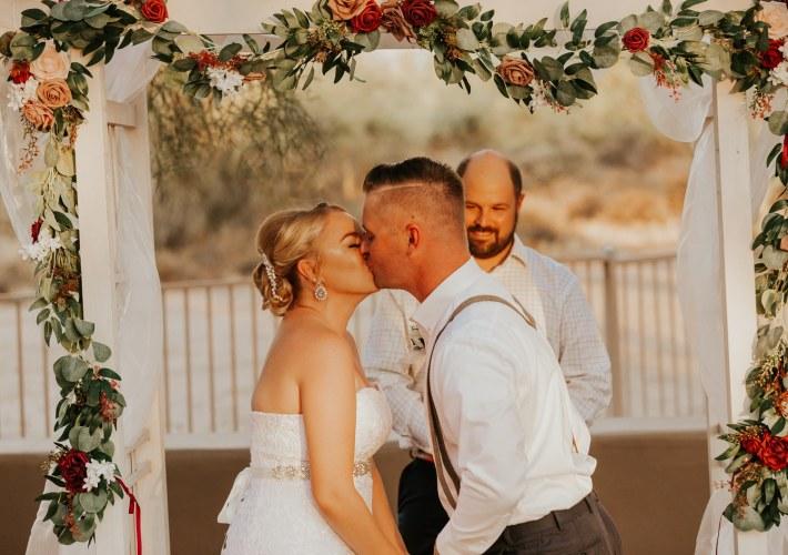 Scottsdale AZ Wedding