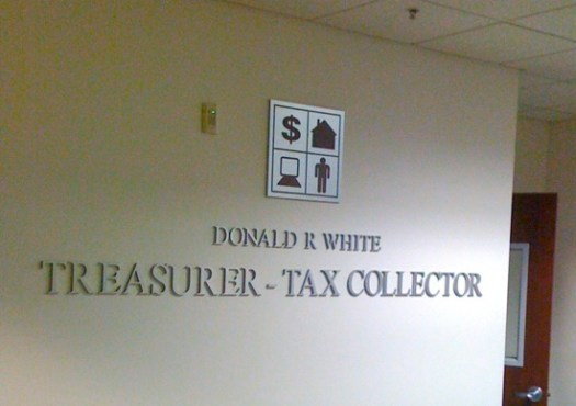 Treasurer - Tax Collector Donald R. White