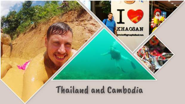 about me Learn more about me… Thailand and Cambodia