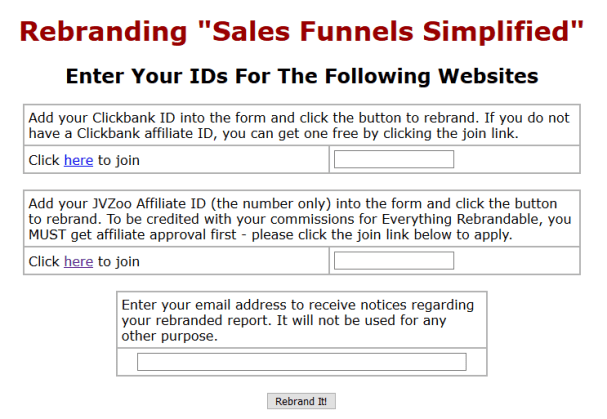 How to create a monetized sales funnel