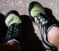 Merrell Sonic Glove barefoot training shoes...