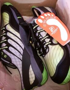 Merrell Sonic Glove barefoot training shoes