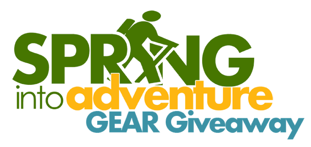 Spring in to Adventure logo