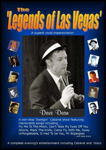 Dave Dean - 'Legends of Las Vegas' - 2