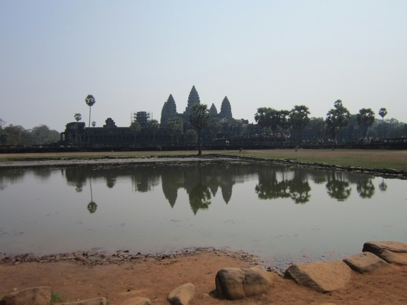 Reasons to travel - see Angkor Wat