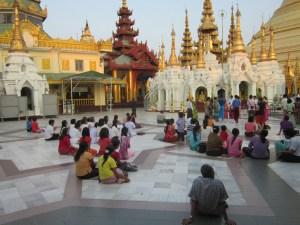 respecting Buddhist beliefs