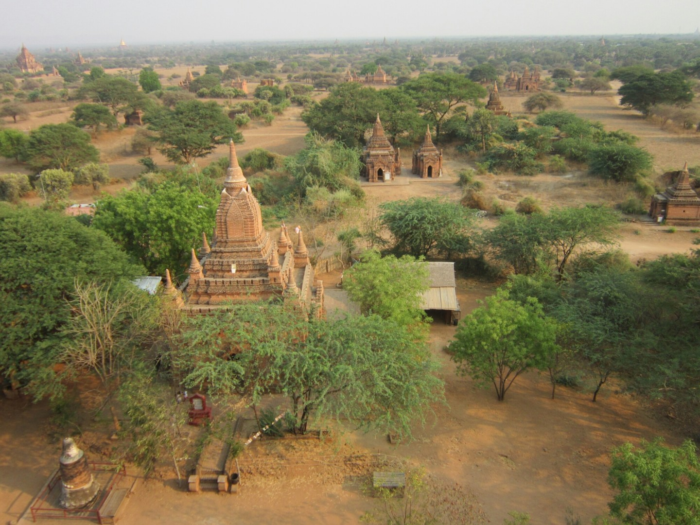 Photo Highlights – Temples of Bagan