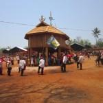 The people of Myanmar - A Karenni tribal gathering