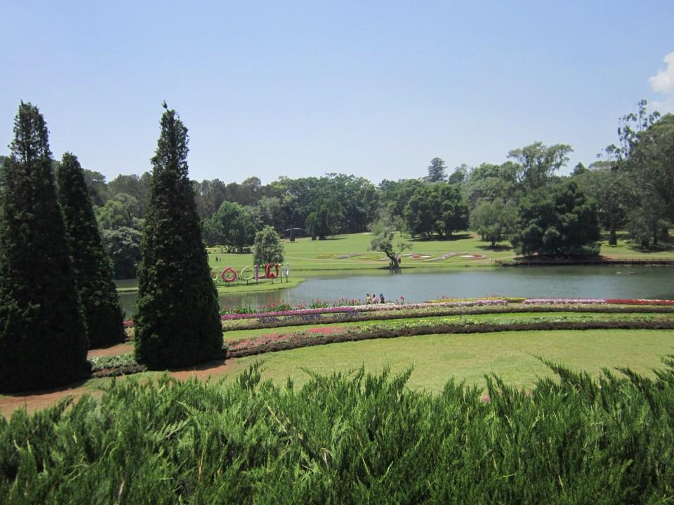Pyin Oo Lwin - National Kandawgyi Botanical Gardens