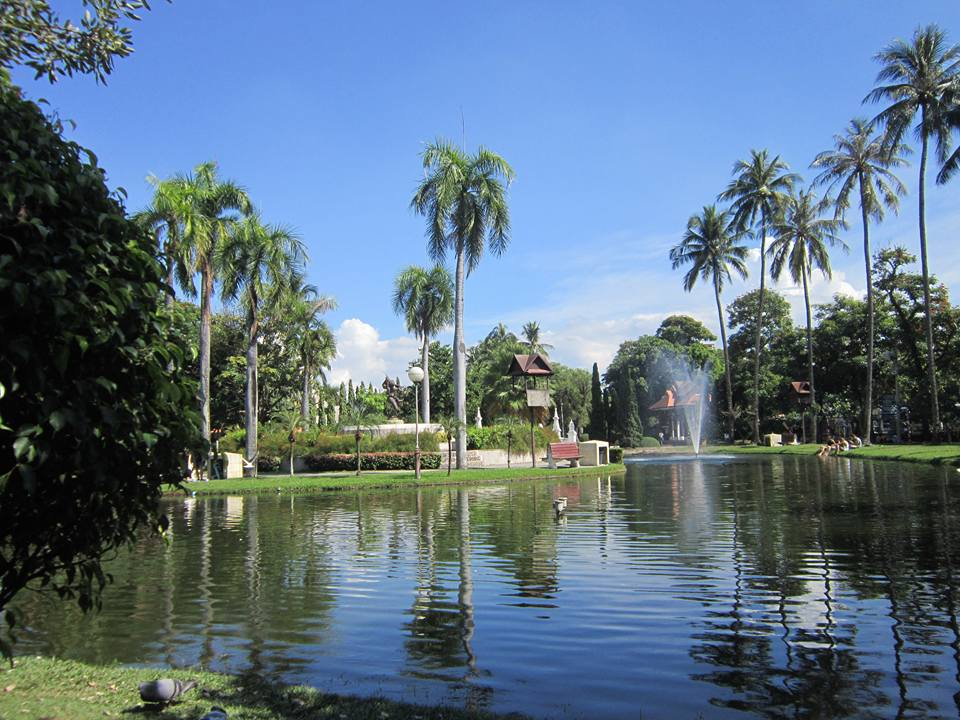 Things to do in Chiang Mai Buak Hard Park
