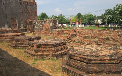 Ruins in Lopburi