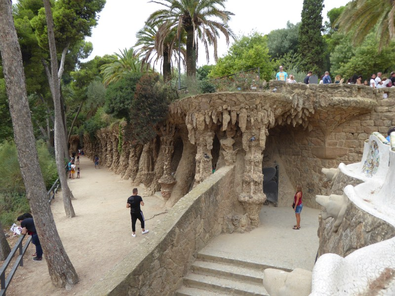 Things to do in Barcelona - explore Park Güell