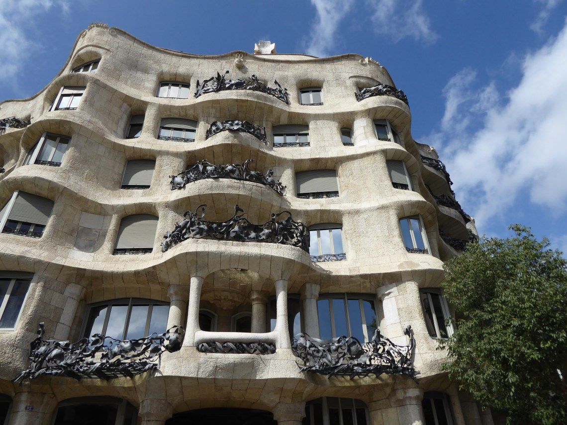 Things to do in Barcelona - Casa Mila