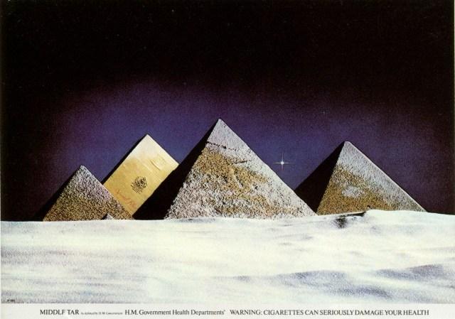 B&H 'Christmas Pyramids' -01