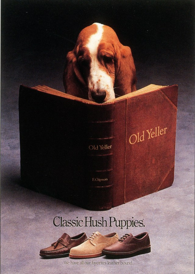 Fallon McElligott, Hush Puppies, 'Classic'-01
