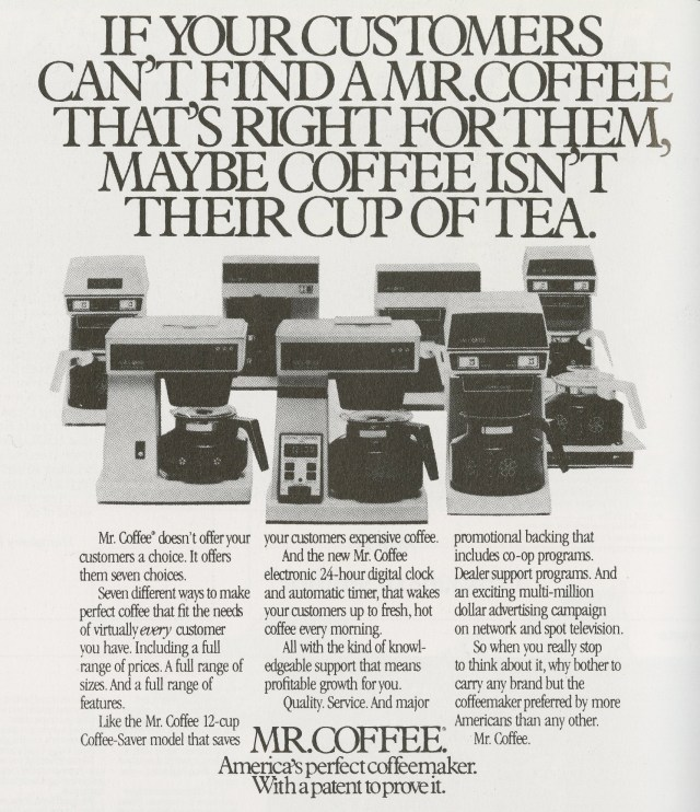 Fallon McElligott, Mr Coffee 'Tea'-01