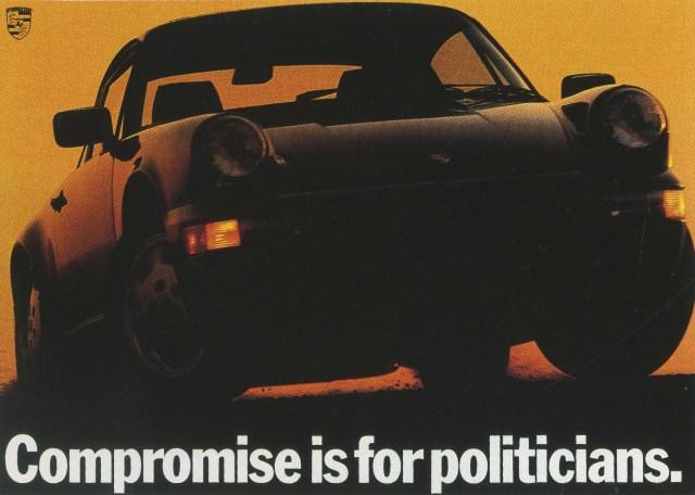 Fallon McElligott, Porsche 'Compromise'-01