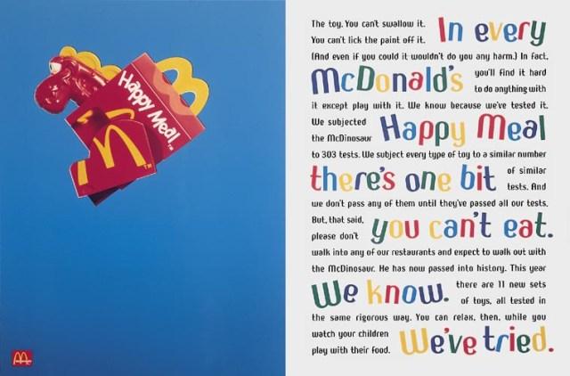 John Knight, McDonald's