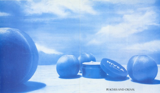 Paul Arden Nivea 'Peaches & Cream'-01