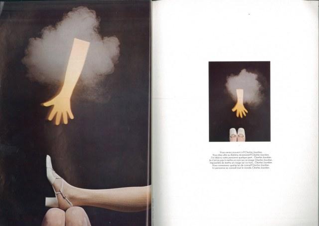 'Glove' Charles Jourdan, Guy Bourdain, 1967