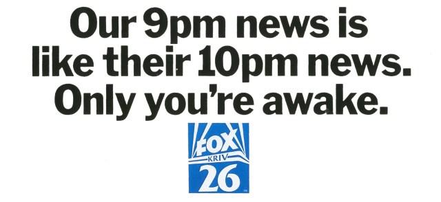 Fallon McElligott, Fox News 26  'Awake'-01