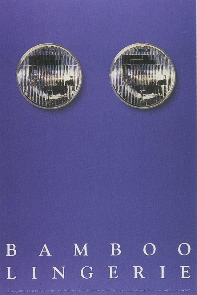 Kirshenbaum Bond - Bamboo 'Headlamps'-01