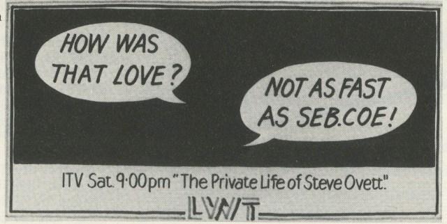 LWT 'Steve Ovett' Rough-01