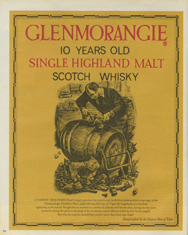Glenmorangie 'Johnny Urquardt' HKR, Mark Reddy-01