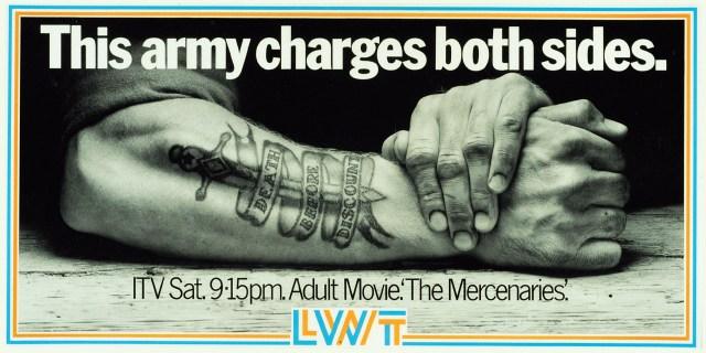 LWT 'The Mercenaries'-01