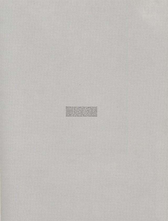 Len Sirowitz, Better Vision Institute, DDB, Small Print-01