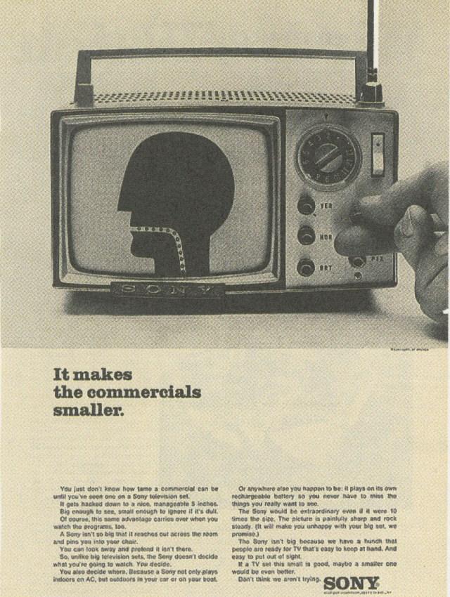 Sony 'Commercials' Len Sirowitz:DDB