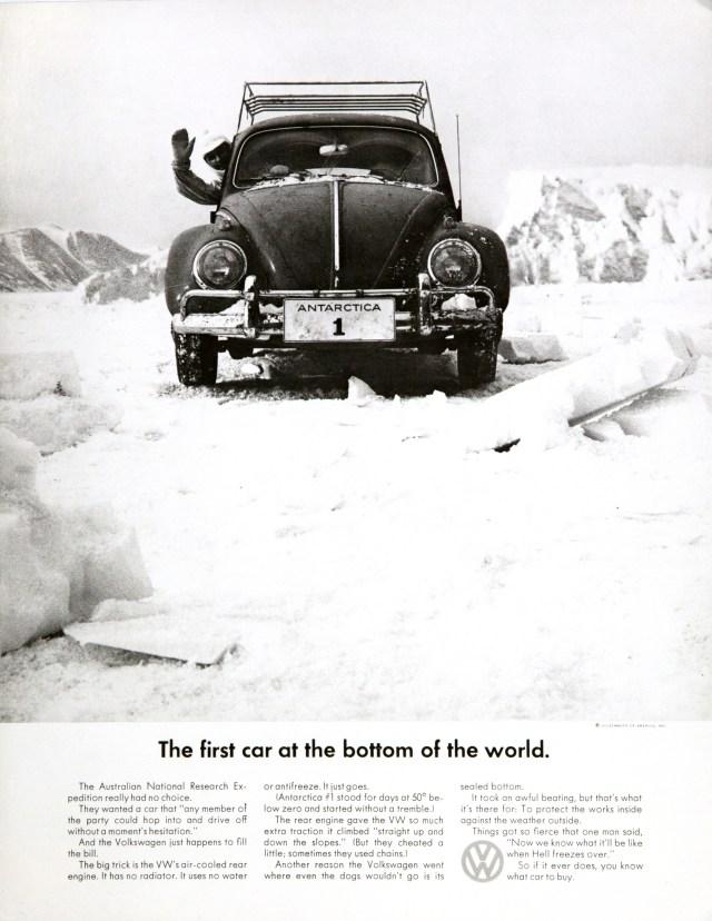 VW First Car' Len Sirowitz, DDB