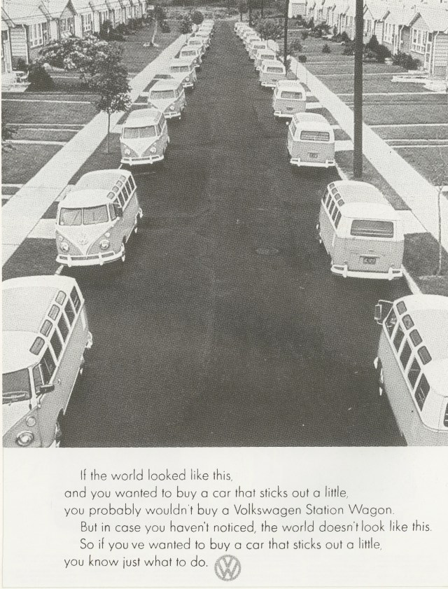 VW 'Street' Len Sirowitz, DDB-01