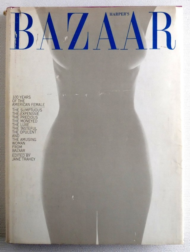 Jane Trahey 'Harpers Bazaar 100 Years' Book-01