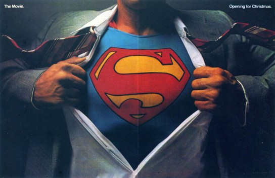 Steve Franfurt - 'Superman' Teaser' Poster