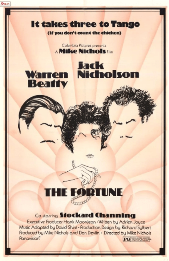 Steve Franfurt - 'The Fortune' Poster