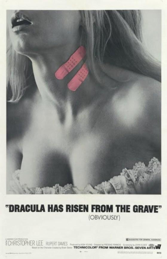 Steve Frankfurt - 'Dracula' Poster