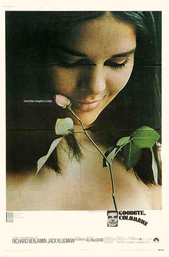 Steve Frankfurt - 'Goodbye Columbus' Poster