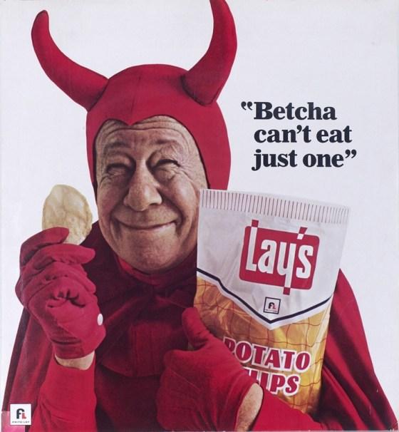 Steve Frankfurt - Lays 'Devil' 4
