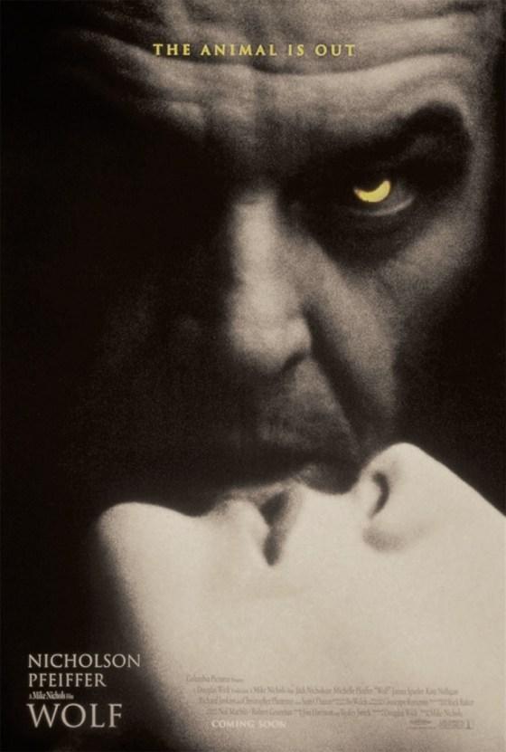 Steve Frankfurt - 'Wolf' Poster,