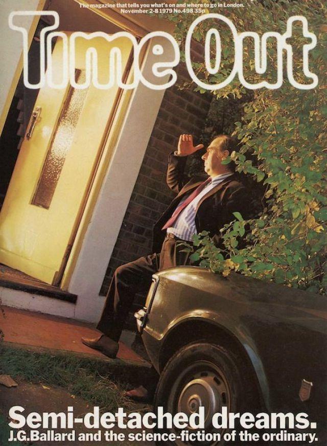 Brian Griffin, Time Out 'J. G. Ballard'