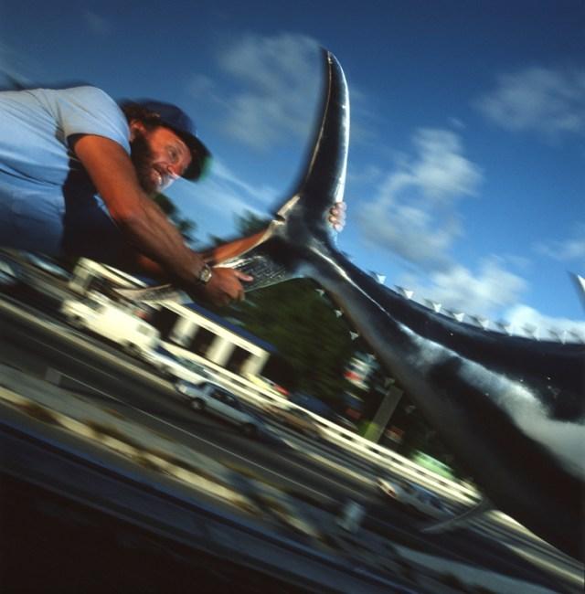 Brian Griffin - Tuna Fisherman
