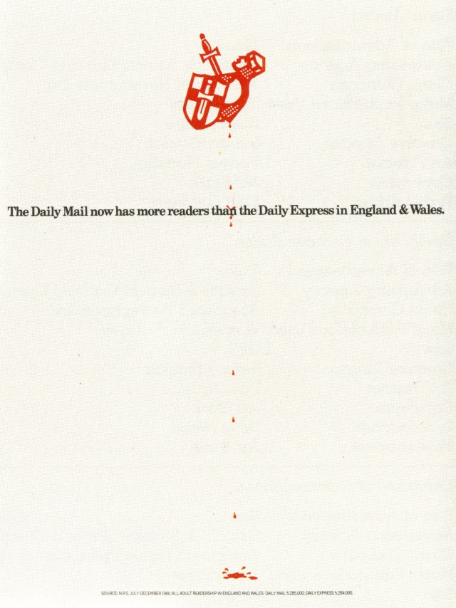 Jeff Stark, Daily Mail 'Blood', Saatchi's-01
