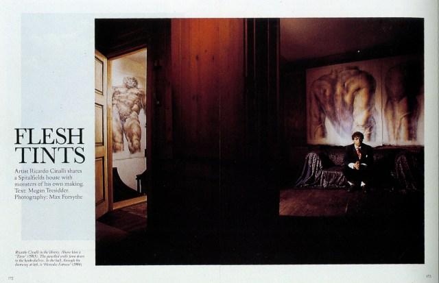 Max Forsythe - Flesh Tints' 1-01
