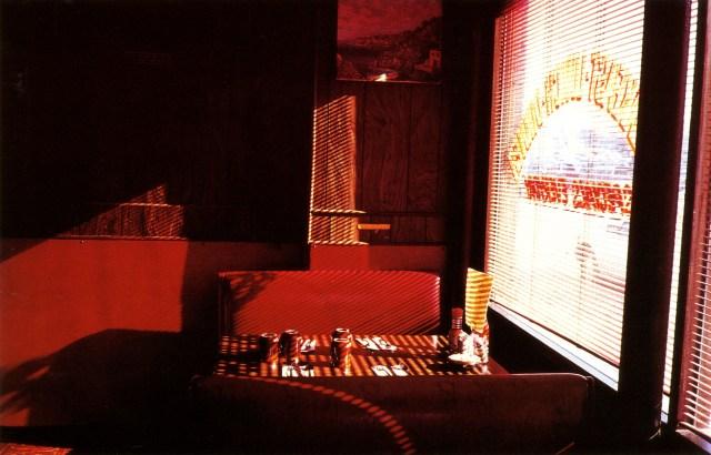 Max Forsythe, 'Red Diner', From 'Colour Prejudice'-01