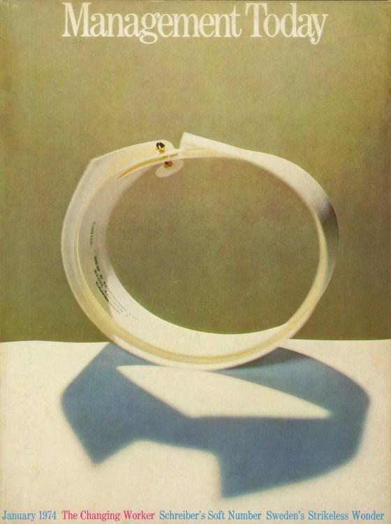 Lester Bookbinder, Management Today 'Collar'*-01