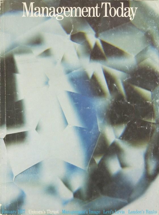 Lester Bookbinder, Management Today 'Crystal'**-01