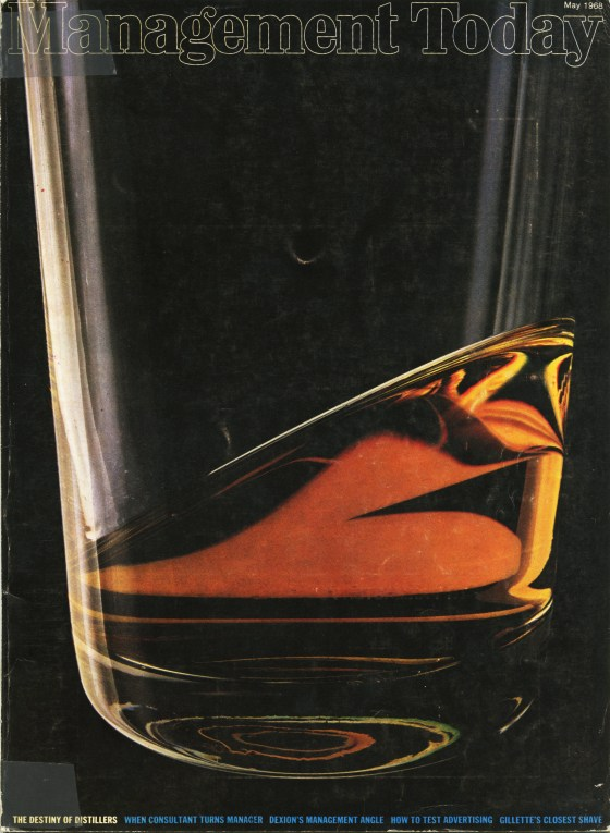 Lester Bookbinder, Management Today 'Whisky'**