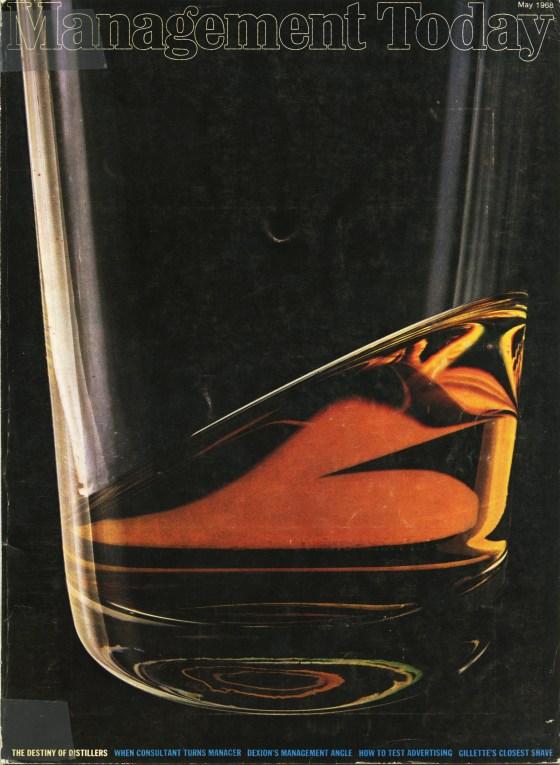 Lester Bookbinder, Management Today 'Whisky'**