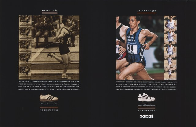 Tim Delaney, adidas 'We Knew Then' 4